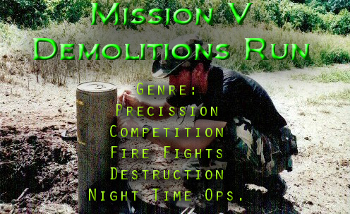 Mission Five
